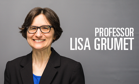 Professor Lisa Grumet